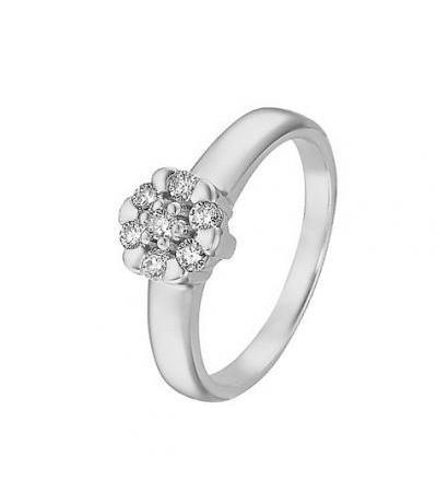 CHRIST Diamonds Jami og'irliklar Damenring 60014639