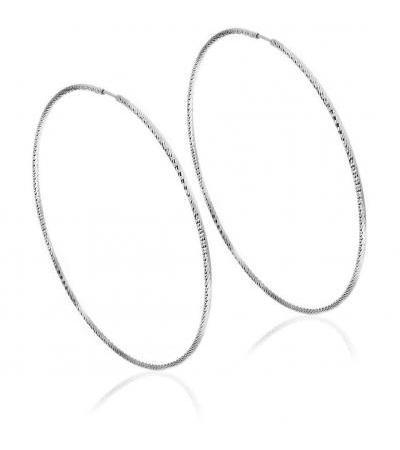 گوشواره حلقه زن جواهرات GioiaPura WOC00138ES