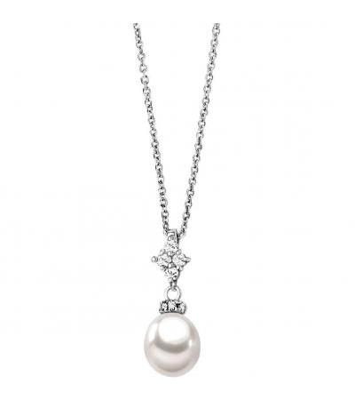 necklace woman jewellery Comete Perla GLP 368