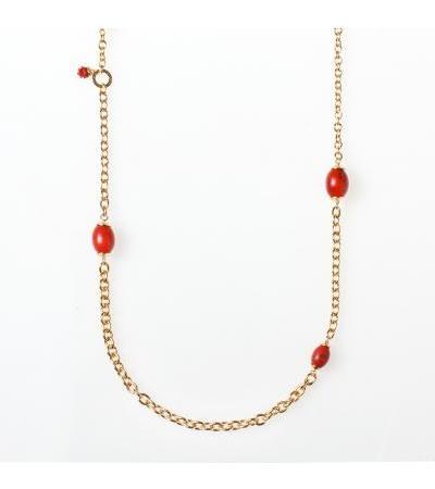 گردنبند زن جواهرات Rebecca Mediterraneo BMDKOR12