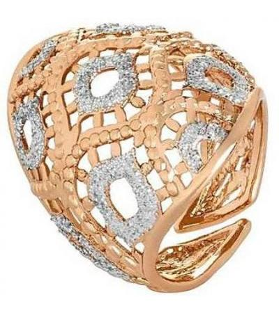 ring woman jewellery Boccadamo Alissa XAN073RS
