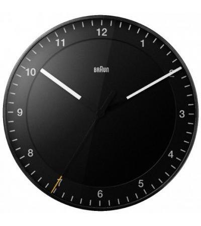 နာရီက Black နာရီ QuartzBNC017BKBK-မှတ်ပုံတင်
