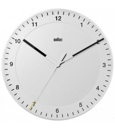 Clocks Wall Clock QuartzBNC017WHWH-NRC
