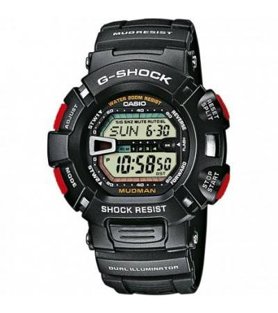 G-Shock Master of G G-9000-1VER Mudman watch