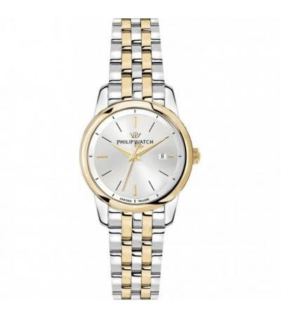 ساعت Philip Watch Heritage R8253150502 را تماشا کنید