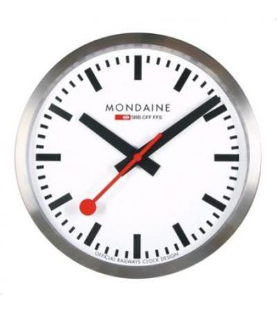 راه آهن ساعت دیواری 40cmA995.CLOCK.16SBB