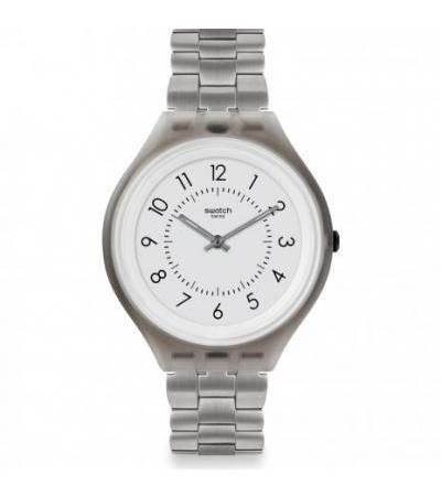 Swatch အရေပြား SVUM101G Skinsteps လက်ပတ်နာရီ