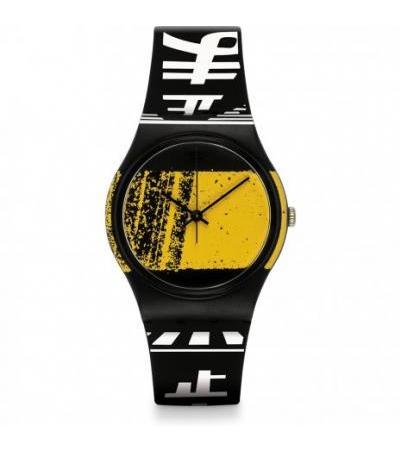 Swatch မူရင်း GB279 ဂျပန်လမ်းမကြီးလက်ပတ်နာရီ