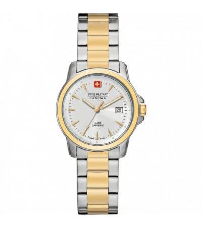 Szwajcarski zegarek wojskowy Hanow 06-7044.1.55.001 Swiss Recruit Prime
