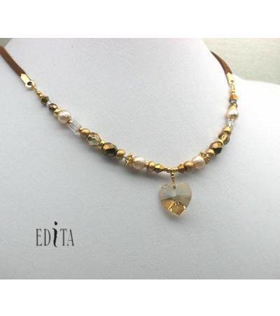Edita - Kahikina Pale Leka - Pendant Necklace