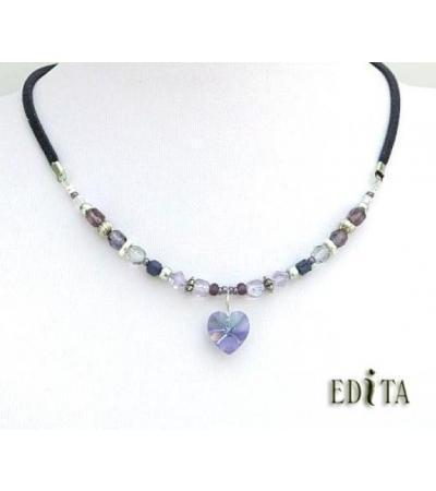 Edita - Kahiki Maule (Purple) - Nūpeke Pendant