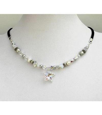 Edita - Sparkling Star - Israel Necklace