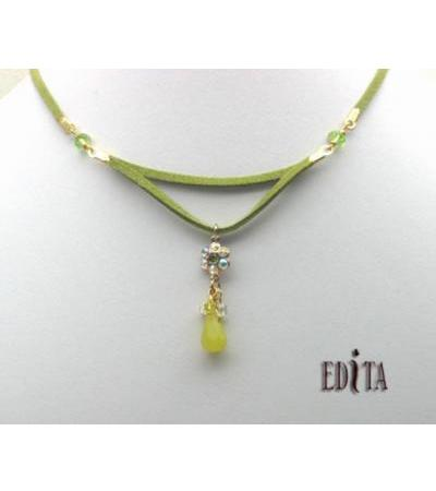Edita - Holo Hou Honu (Jade) - Nūpepa Pendant