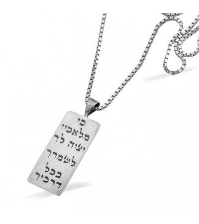 سلور عبراني هارڊ الائن تحفظ تحفظ ڪرڻ