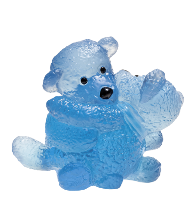 Doudours Δίδυμα ντε Σεργκέ Μανσάου Μπλε